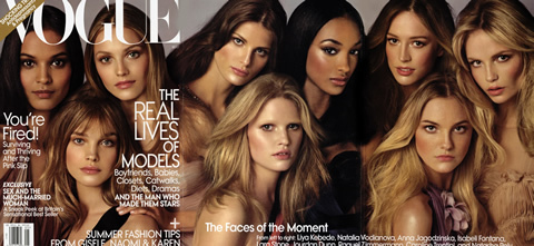 Vogue Cover May 2009