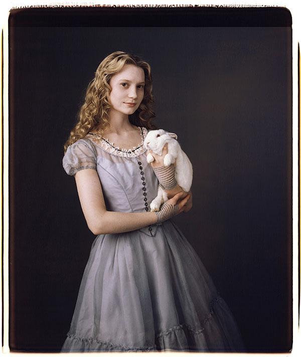 Tim Burton Alice In Wonderland White Rabbit